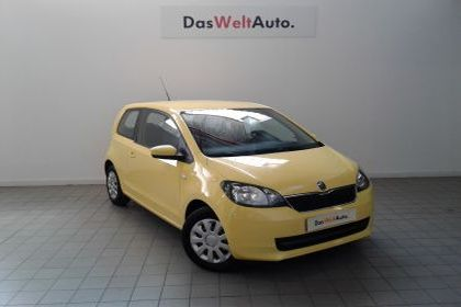 Skoda Citigo 1.0 MPI Ambition 75