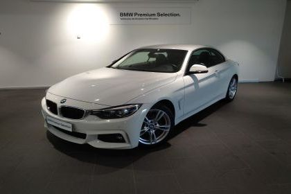 BMW Serie 4 420dA Cabrio