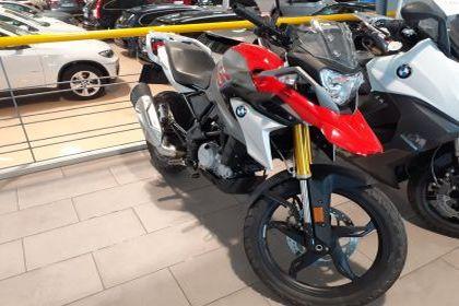 BMW MOTORRAD G 310 GS 313 34CV