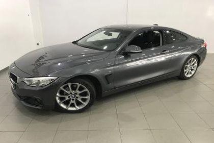 BMW Serie 4 420d Coupé