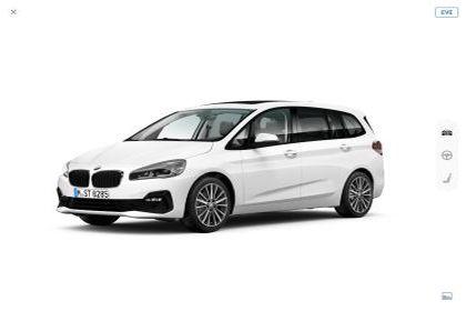 BMW Serie 2 218iA Gran Tourer