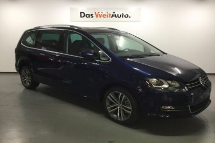 Volkswagen Sharan 2.0TDI 1 Million DSG 130kW