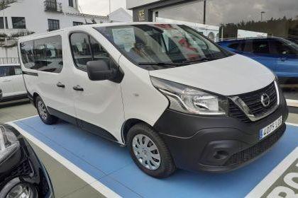 Nissan NV300 Combi Combi 9 2.0dCi L1H1 1T Comfort 120