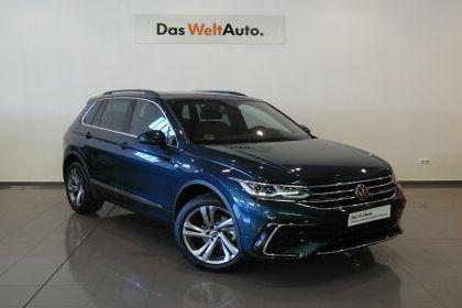 Volkswagen Tiguan 2.0TDI R-Line 4Motion DSG 110kW