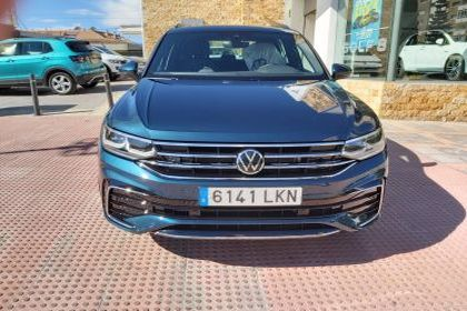 Volkswagen Tiguan Tiguan 2.0TDI R-Line 4Motion DSG 110kW