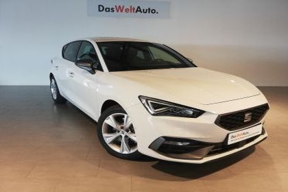 Seat León 2.0TDI CR S&S FR Launch Pack L DSG-7 150
