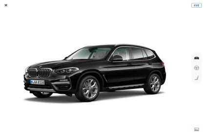 BMW X3 xDrive 20dA