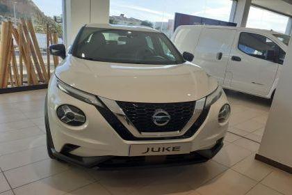 Nissan Juke 1.0 DIG-T Acenta 4×2 117