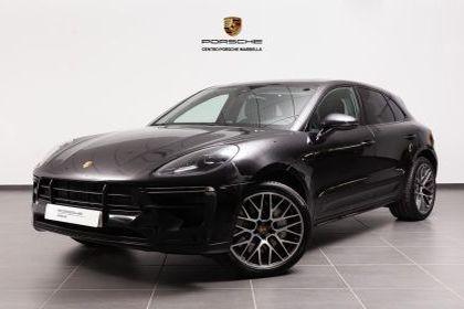 Porsche Macan Turbo Aut.