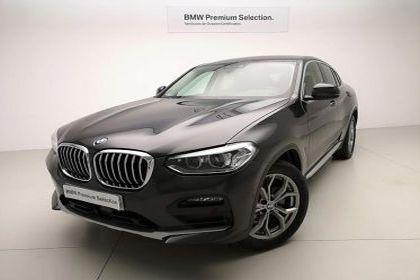 BMW X4 xDrive 20dA