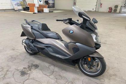 BMW MOTORRAD C 650 GT 647 60CV