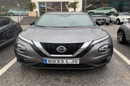 Nissan Juke 1.0 DIG-T N-Connecta 4×2 DCT 7 117