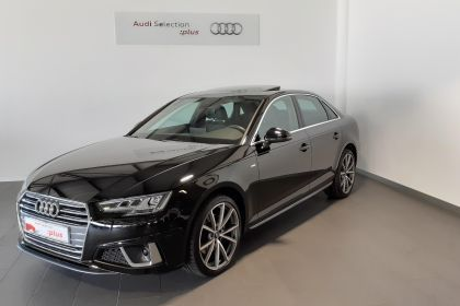Audi A4 A4 2.0TDI S line edition S tronic 150