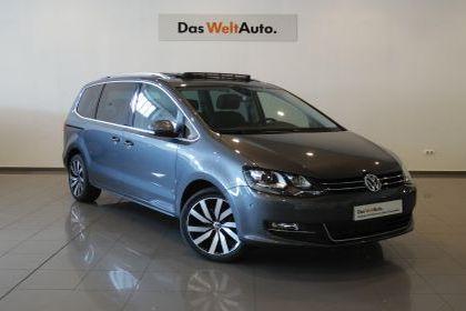Volkswagen Sharan Sharan 2.0TDI Sport DSG 130kW