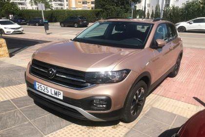 Volkswagen T-Cross 1.0 TSI Advance 81kW