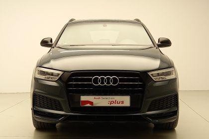 Audi Q3 2.0TDI Black line competition 150