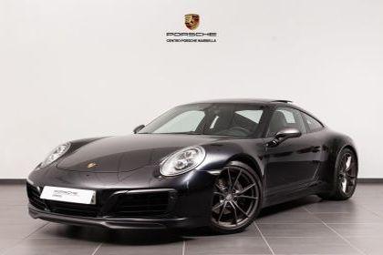 Porsche 911 Carrera 4 Coupé PDK