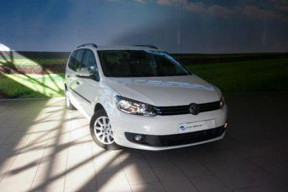 Volkswagen Touran 1.6TDI CR BMT Advance DSG 81kW