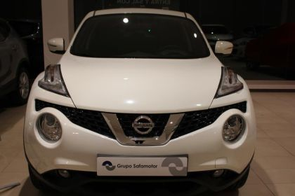 Nissan Juke 1.6 N-Connecta 4×2 XTronic 117