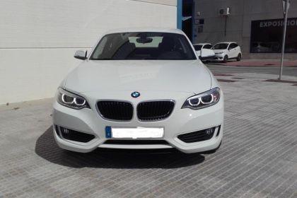 BMW Serie 2 218d Coupé