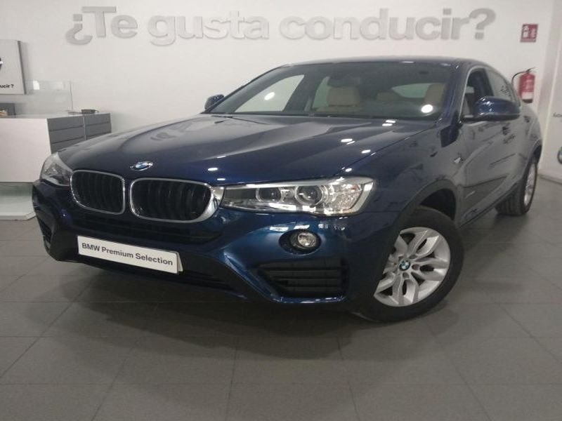 BMW X4 xDrive 20iA