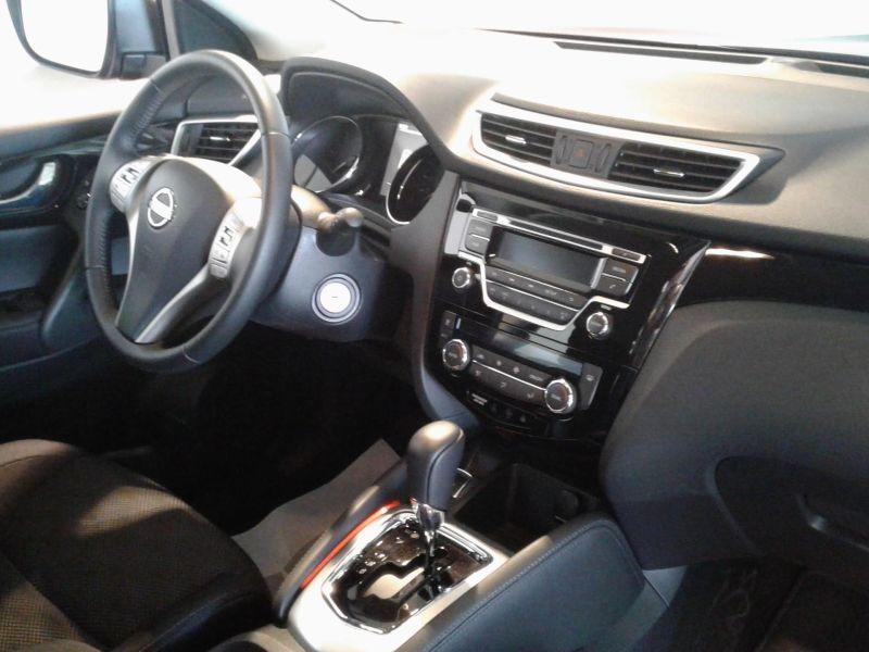 Nissan Qashqai 1.6dCi Acenta 4×2 XTronic