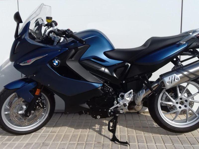 BMW MOTORRAD F800GT 8.0 I 98CV GT