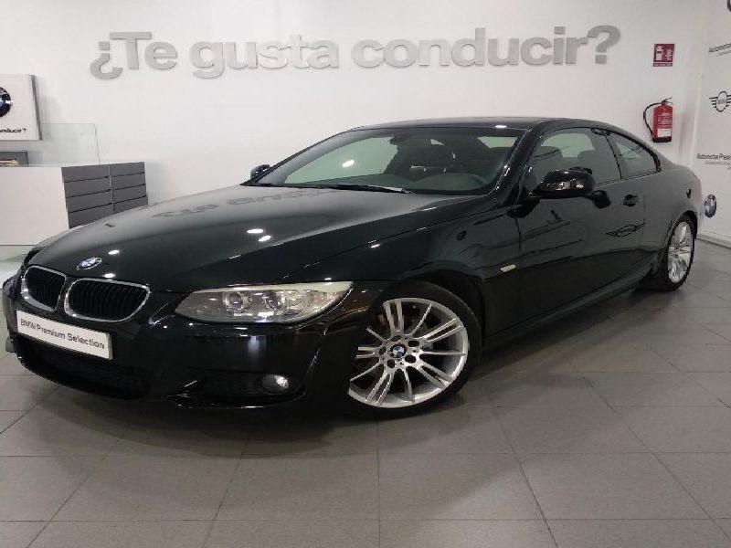 BMW Serie 3 318i Coupé M Sport Edition