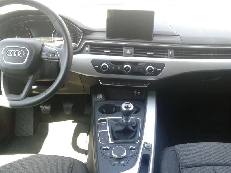 Audi A4 Avant 2.0TDI 122