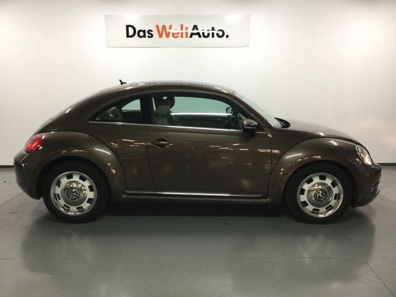 Volkswagen Beetle 2.0TDI Connection 110