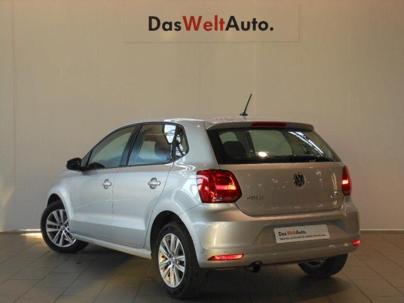 Volkswagen Polo 1.2 TSI BMT Advance 90