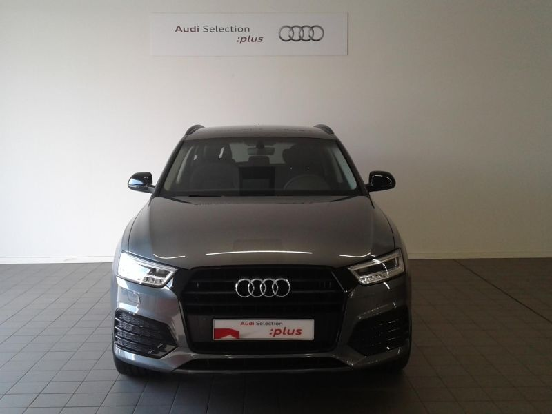 Audi Q3 2.0TDI Black line edition 150
