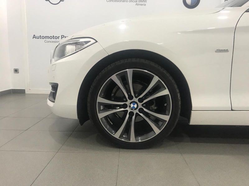 BMW Serie 2 218dA Coupé