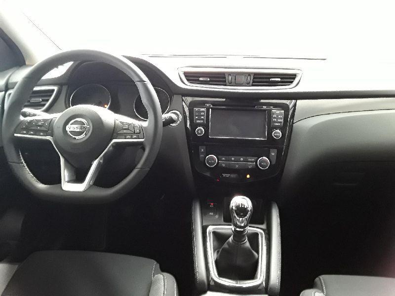 Nissan Qashqai 1.2 DIG-T N-Connecta 4×2