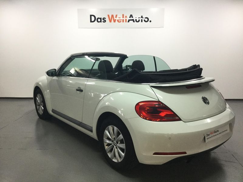 Volkswagen Beetle Cabrio 1.2 TSI Design 105