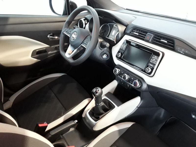Nissan Micra IG-T S&S Tekna 90