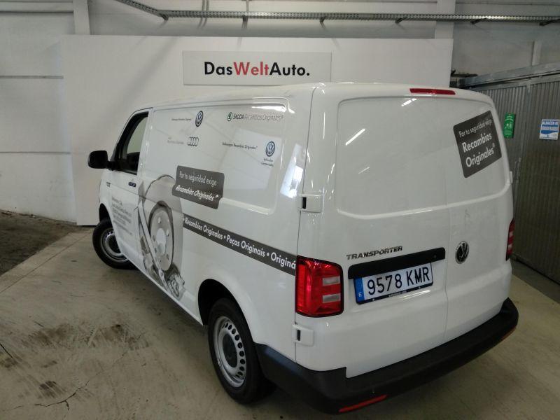Volkswagen Transporter Furgón Business 2.0TDI SCR BMT 102