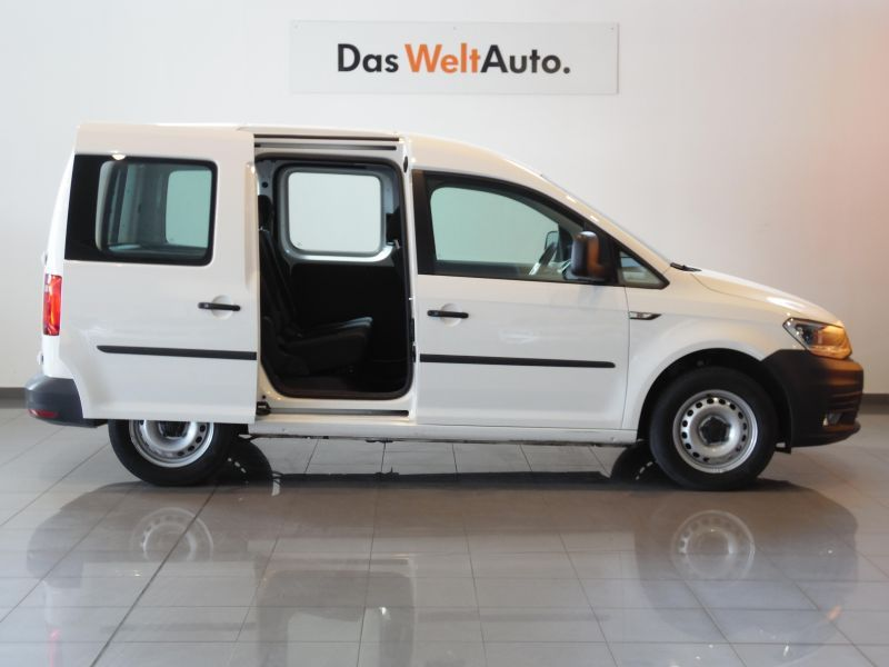 Volkswagen Caddy 2.0TDI Kombi Business 102