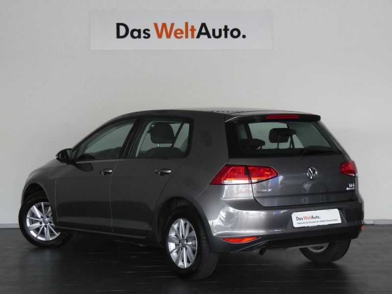 Volkswagen Golf 1.6TDI Business Edition DSG7 115