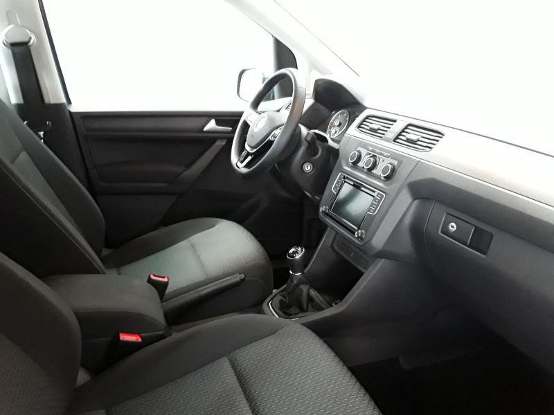 Volkswagen Caddy 2.0TDI Trendline 102
