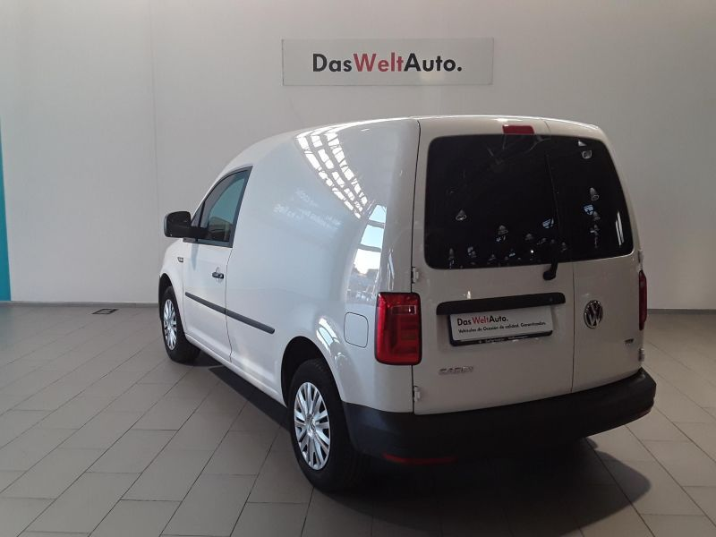 Volkswagen Caddy Furgón 2.0TDI Business 102