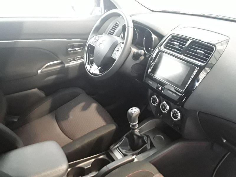 Mitsubishi ASX 160DI-D Motion