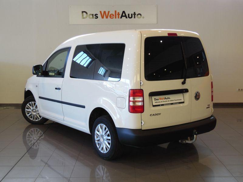 Volkswagen Caddy 1.6TDI Kombi 102