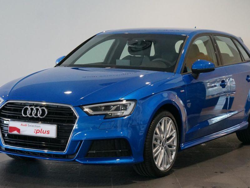 Audi A3 Sportback 1.6TDI S Line Edition 116