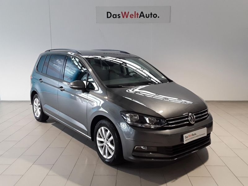 Volkswagen Touran 1.6TDI Business Edition DSG7 115
