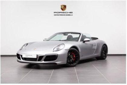 Porsche 911 Carrera 4 GTS Cabriolet PDK
