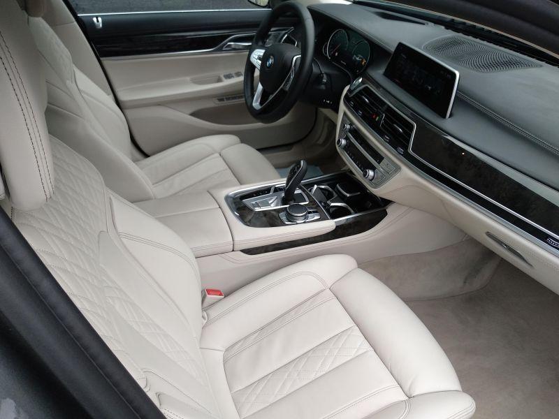 BMW Serie 7 730dA (0.0)