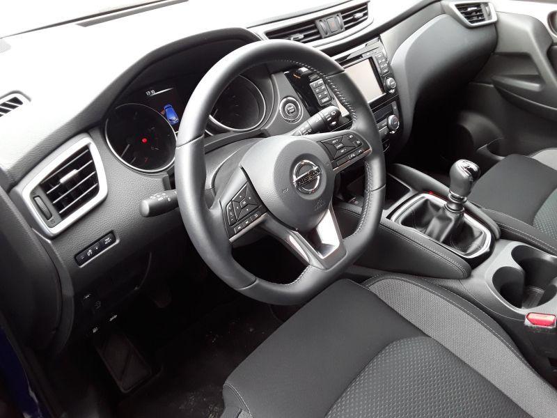 Nissan Qashqai 1.5dCi 115 N-Connecta 4×2
