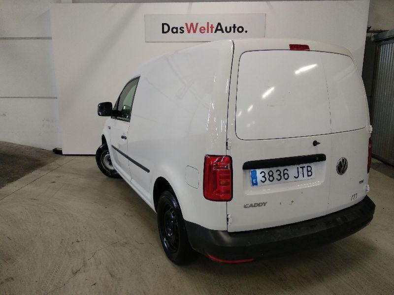 Volkswagen Caddy Furgón 2.0TDI 102