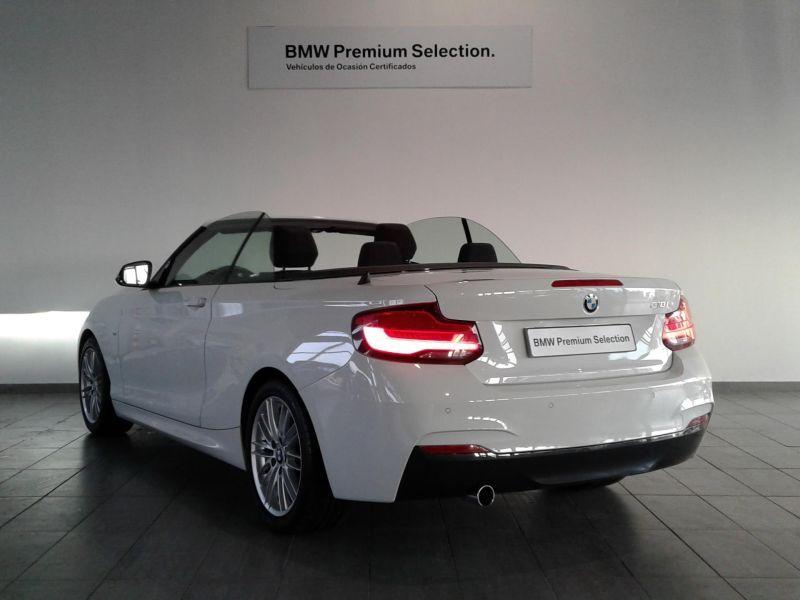BMW Serie 2 218iA Cabrio